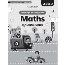 First Steps to Early Years Maths Teaching Guide 3