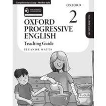 Oxford Progressive English Teaching Guide 2