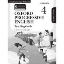 Oxford Progressive English Teaching Guide 4