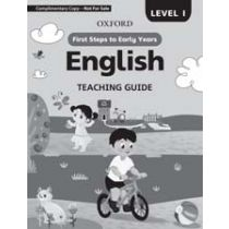 First Steps to Early Years English Teaching Guide 1