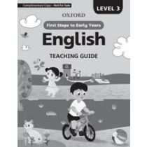 First Steps to Early Years English Teaching Guide 3