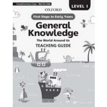 First Steps to Early Years General Knowledge Teaching Guide 1