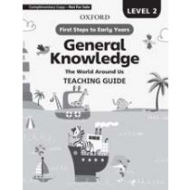 First Steps to Early Years General Knowledge Teaching Guide 2