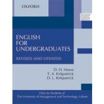 ENGLISH FOR UNDERGRADUATES