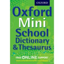 Oxford Mini School Dictionary and Thesaurus