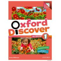 Oxford Discover Level 1 Workbook with Online Practice Pack