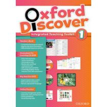 Oxford Discover Level 1 Teacher's Book with Online Practice