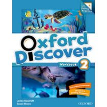 Oxford Discover Level 2 Workbook with Online Practice Pack