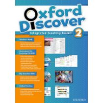Oxford Discover Level 2 Teacher's Book with Online Practice