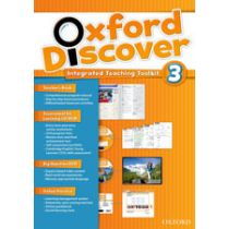 Oxford Discover Level 3 Teacher's Book with Online Practice