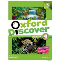 Oxford Discover Level 4 Workbook with Online Practice Pack