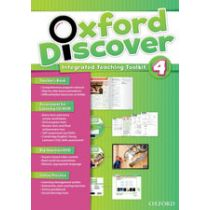 Oxford Discover Level 4 Teacher's Book with Online Practice