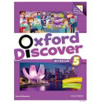 Oxford Discover Level 5 Workbook with Online Practice Pack