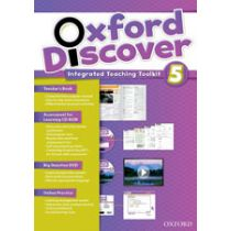 Oxford Discover Level 5 Teacher's Book with Online Practice