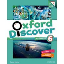 Oxford Discover Level 6 Workbook with Online Practice Pack