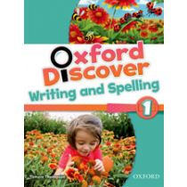 Oxford Discover Level 1 Writing & Spelling Book