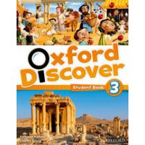 Oxford Discover Level 3 Student's Book
