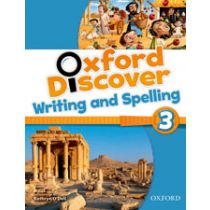 Oxford Discover Level 3 Writing & Spelling Book