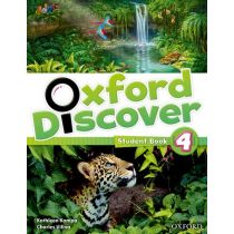 Oxford Discover Level 4 Student's Book
