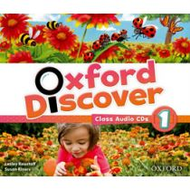 Oxford Discover Level 1 Class Audio CD (3)