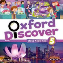 Oxford Discover Level 5 Class Audio CD (4)
