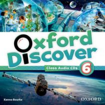 Oxford Discover Level 6 Class Audio CD (4)