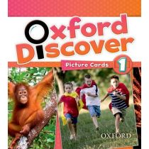 Oxford Discover Level 1 Flashcards