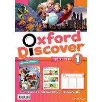 Oxford Discover Level 1 Posters