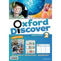 Oxford Discover Level 2 Posters