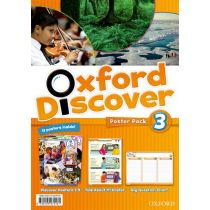 Oxford Discover Level 3 Posters
