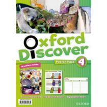 Oxford Discover Level 4 Posters