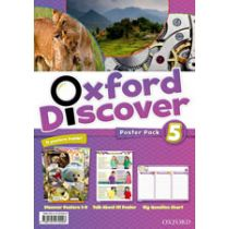 Oxford Discover Level 5 Posters