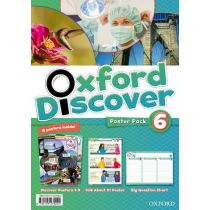 Oxford Discover Level 6 Posters