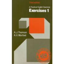 A Practical English Grammar: Exercise Book 1