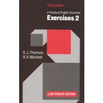 A Practical English Grammar: Exercise Book 2