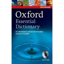 Oxford Essential Dictionary New Edition (With CD-ROM)