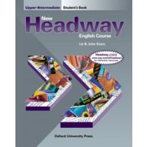 New Headway Upper-Intermediate: Student's Book