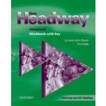 New Headway Advanced: Workbook with Key