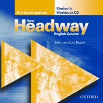 New Headway Pre-Intermediate: Student's Workbook Audio CD