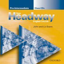 New Headway Pre-Intermediate: Class Audio CDs (2)