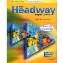 New Headway Pre-Intermediate: Student's Book B