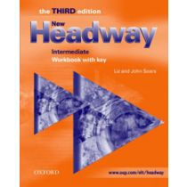 New Headway Intermediate: Workbook with Key (Third Edition)