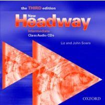 New Headway Intermediate: Class Audio CDs (2) (Third Edition)