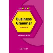 Test It, Fix It, Business Grammar, Intermediate