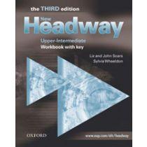 New Headway Upper-Intermediate: Workbook with Key (Third Edition)