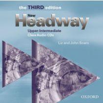 New Headway Upper-Intermediate: Class Audio CDs (3) (Third Edition)