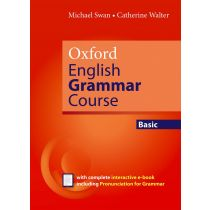 Oxford English Grammar Course Basic without Key (includes e-book)