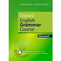 Oxford English Grammar Course Advanced with Key (includes e-book)