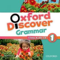 Oxford Discover Grammar Audio CD 1