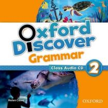 Oxford Discover Grammar Audio CD 2
